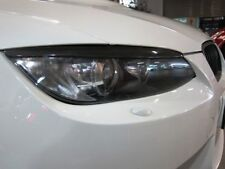2x Böser Blick Scheinwerferblenden aus high quality CARBON für BMW 3er Coupe E92