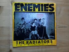 """The Radiators From Space Enemies Very Good 7"""" Single Vinyl Record NS 19 P/S"""