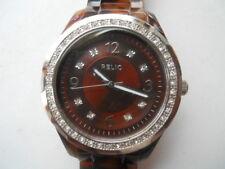 Relic women's quartz battery water resistant & Analog dress watch.ZR-11893