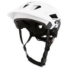 O'Neal Halbschalen Helm Defender Solid Fahrrad MTB Mountainbike Enduro Visier