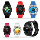 Bluetooth Smart Wrist Watch Activity Tracker For IOS Android iPhone Phone Mate