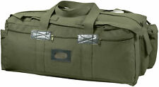 Heavy Duty Cotton Tactical Duffle Bag Israeli Mossad IDF Carry / Backpack