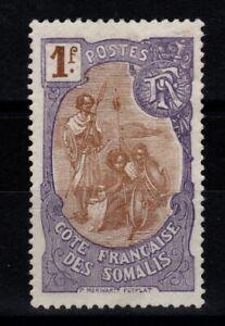 Colonies - Cote des Somalis - YV 80 NSG MNG (*) , Cote 35 Euros (CK103)