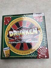 16 Lucky Shot Glass Spinning Roulette Drinking Game - Drunken Roulette