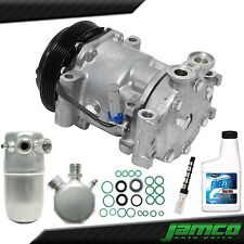 New Ac Compressor Kit A/C for Chevrolet C1500 C2500 K1500 K2500 Truck 5.7L 7.4L (Fits: Chevrolet)
