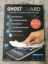 Liquipel Ghostguard Invisible Liquid Screen Protection Cell PhoneTablet Wearable