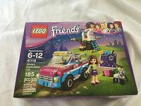 LEGO Friends Olivia's Exploration Car 41116 New with Damaged Box