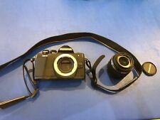 Olympus OM-D E-M10 Mark II Mirrorless Camera Black Starter Kit