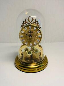 Miniature Schatz Quartz Anniversary Clock Germany Parts/Repair