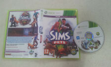 The Sims 3 Pets Xbox 360 PAL version