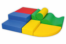 IGLU - Soft Play Equipment, XL Soft Play Shapes, Activity Toys - SET 28