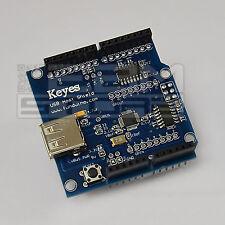 USB HOST shield per Arduino - ART. CL01