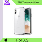 TPU Transparent Soft Case for Apple Iphone XS