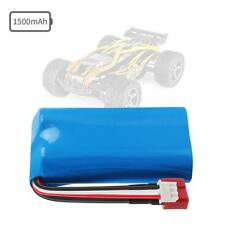 7.4V 1500mAh LiPo Battery w/ T Connector for WLtoys 12401 12402 12403 12404 RC C