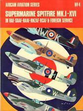AIRCAM AVIATION SERIES 04 - SUPERMARINE SPITFIRE MK.I-XVI - Richard Ward