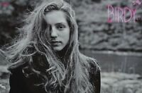 BIRDY - A3 Poster (ca. 42 x 28 cm) - Clippings Fan Sammlung NEU