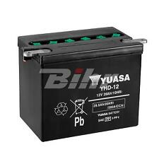 BATERIA YHD-12 Dry charged (sin electrolito)