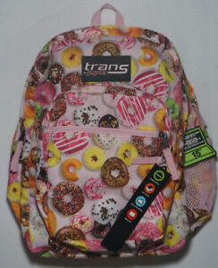 Jansports Trans Supermax Dounuts Backpack