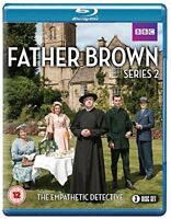 Father Brown - Series 2 - BBC [Blu-ray] [DVD][Region 2]