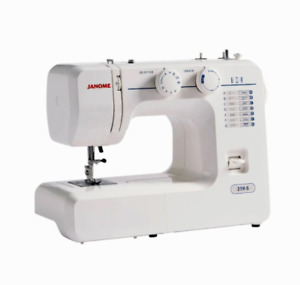 Janome 219 S Sewing Machine Brand New In Box