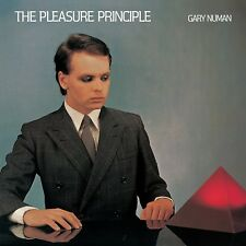 GARY NUMAN - THE PLEASURE PRINCIPLE (RE-ISSUE)  VINYL LP NEW!