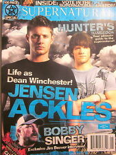SUPERNATURAL MAGAZINE 100 Page Special Edition #3 Apr/May 2008 (New/NM-9.4)