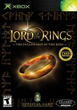 Lord of the Rings: The Fellowship of the Ring - Original Xbox Game