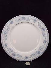 "CONTEMPORARY NORITAKE BLUE HILL #2482 DINNER PLATE 10.5"""
