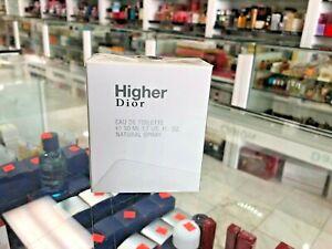 Christian Dior Higher EDT Spray 50ml