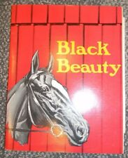 Vintage 1970 Black Beauty Book & Record Educational Reading Service