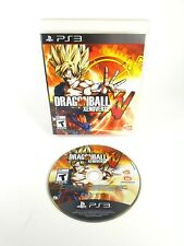 DragonBall Z : Xenoverse (Sony PlayStation 3, 2015) PS3, Disk Excellent *TESTED*