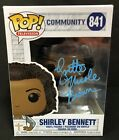 Yvette Nicole Brown Signed Autographed Community Shirley Brown Funko Pop Psa/Dna