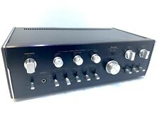 SANSUI AU-7700 Integrated Stereo Amplifier 108 Watts RMS Vintage 1974 Good Look
