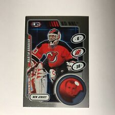 2001-02 Pacific Heads Up HD NHL Martin Brodeur