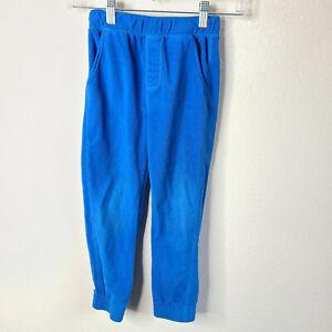 Toughskins Toddler Kids Blue Fleece Pants Base Layer Size 5/6