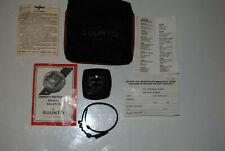 Suunto Solution manuals,pouch & housing.
