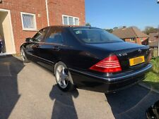 Mercedes s320 spares or repair
