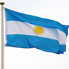 wave Flag 3 x 5Feet Argentina country State Flag blue National Brand flag