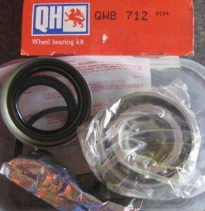 QWB712 NEW QH Wheel Bearing Front Honda Accord 1.6 1598cc 1983-3/1984