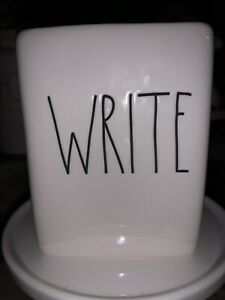 Rae Dunn By magenta LL WRITE Pencils, Pens  Holder Tumbler