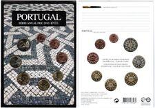 Portogallo Ufficiale Euro FDC Set monete 2010 fresco stampa/fior conio