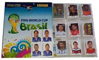 Brasil 2014 Album Completo Figurine Panini World Cup