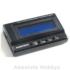 Hobbywing Multifunction LCD Professional Program Box - HWI30502000