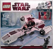 LEGO STAR WARS 8085 FREECO SPEEDER ~ RETIRED, NEW, FACTORY SEALED 177 PIECES