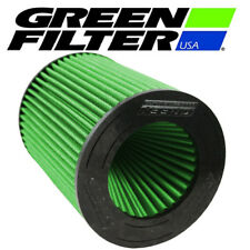 Green Filter USA 7159 High Air Flow Element 2007-2017 Ford Focus 1.8L 2.0L 2.5L
