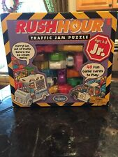 New Rush Hour Traffic Jam Puzzle By Thinkfun 2003