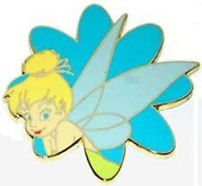 Disney Pin: WDW Cast Lanyard Series 2 - Tinker Bell's Daisies #1