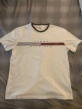 Men's Tommy Hilfiger  Short-Sleeve Tino Tee (T) Shirt Color Block XL