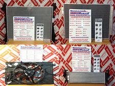 Radiatore Fiat 500L 1.3 / 1.6 Diesel Multijet dal 2012 MODULO COMPLETO