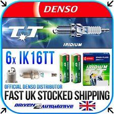 6x DENSO IK16TT IRIDIUM TT SPARK PLUGS FOR MAZDA MX-3 (EC) 1.8 i V6 01.94-10.97